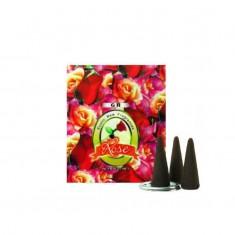 Incense Cones - Rose