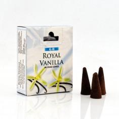 Incense Cones - Royal Vanilla