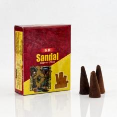 Incense Cones - Sandalwood