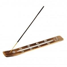 Incense Sticks Holder - Light Wood