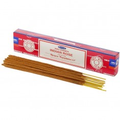 Indian Rose - Satya Hand rolled Incense Sticks