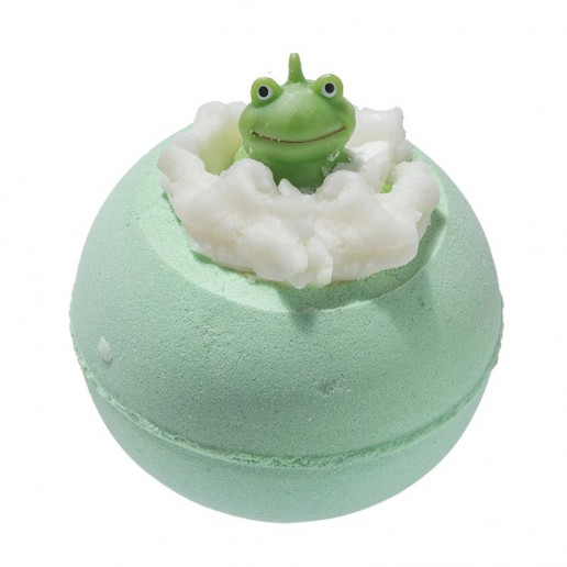 It's not easy being green  Bath Mallow
