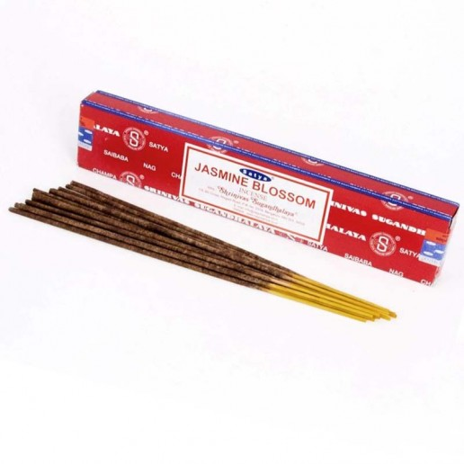 Jasmine Blossom - Satya Hand rolled Incense Sticks