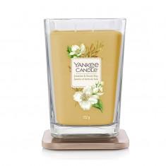 Jasmine & Sweet Hay - 2 - wick Large Jar Elevation Collection Open
