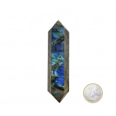 Labradorite Double Point Healing Crystal Wand