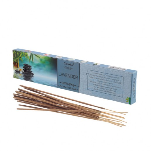 Lavender - Goloka Incense Sticks
