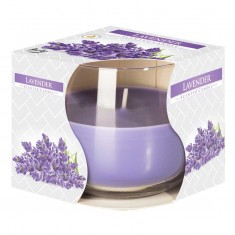 Lavender - Scented Candle in Glass Best Smelling Cheap Sale Discounts