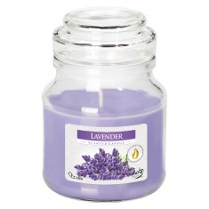 Lavender - Scented Candle Large Jar Best Smelling Cheap