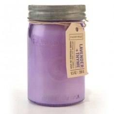 Lavender & Thyme - Relish Vintage Large Jar Paddywax Candle