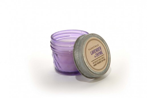 Lavender & Thyme - Relish Vintage Small Jar Paddywax Candle