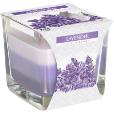 Lavender - Triple Layered Scented Candle