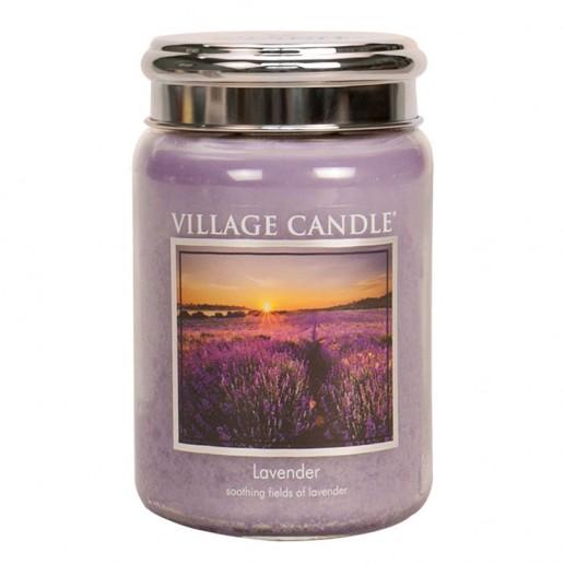 Lavender - Village Candle Large Jar