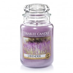 Lavender - Yankee Candle Large Jar
