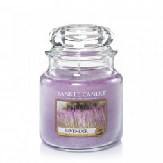 Lavender - Yankee Candle Medium Jar