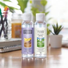 Lemon Lavender & Clean Cotton Anti-Bacterial Hand Sanitiser