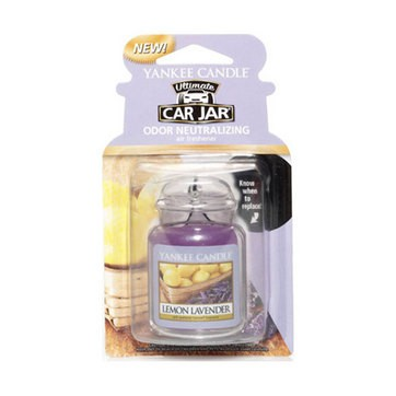 Yankee Candle Car Jar Ultimate - Lemon Lavender