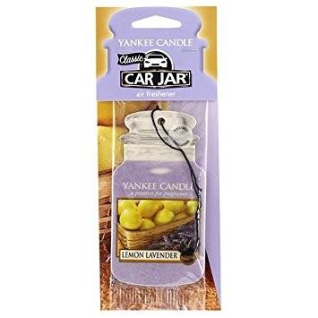 Car Jar - Lemon Lavender