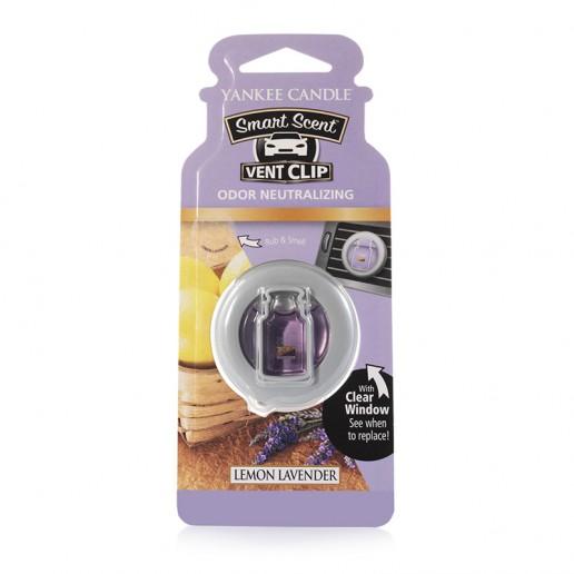 Lemon Lavender - Yankee Candle Car Vent Clip