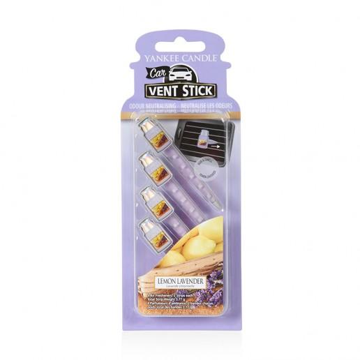 Lemon Lavender - Yankee Candle Car Vent Stick