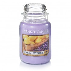 Lemon Lavender - Yankee Candle Large Jar