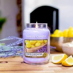 Lemon Lavender - Yankee Candle