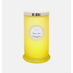 Lemon Zest - Tall Pillar Jar Candle