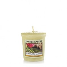 Lemongrass & Ginger - Yankee Candle Samplers Votive