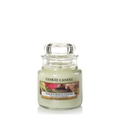 Lemongrass & Ginger - Yankee Candle Small Jar