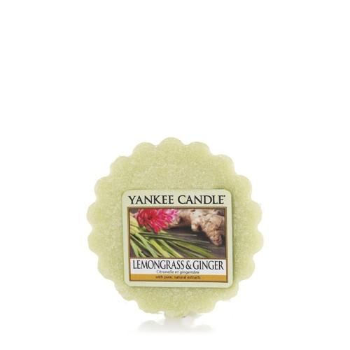 Lemongrass & Ginger - Yankee Candle Wax Melt