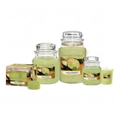 Lime & Coriander Yankee Candle Family