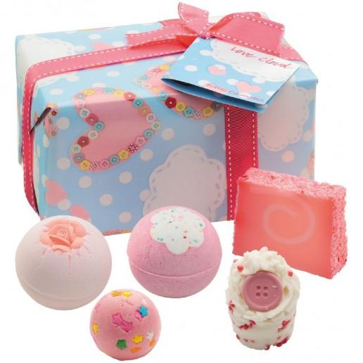 Love Cloud Gift Set - Bath Bomb Cosmetics