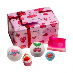 Love Sick Gift Set - Bath Bomb Cosmetics