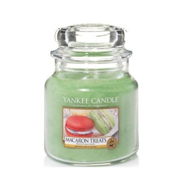 Macaron Treats - Yankee Candle Medium Jar
