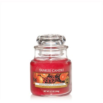 Mandarin Cranberry - Yankee Candle Small Jar