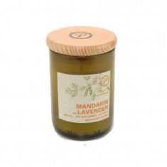 Mandarin & Lavender - Eco Green Paddywax Candle
