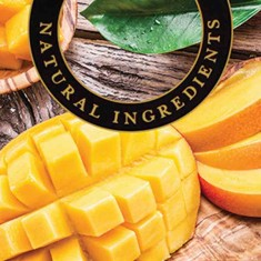 Mango and Nectarine - Ashleigh and Burwood Fragrance Oil For Fragrance Lamps