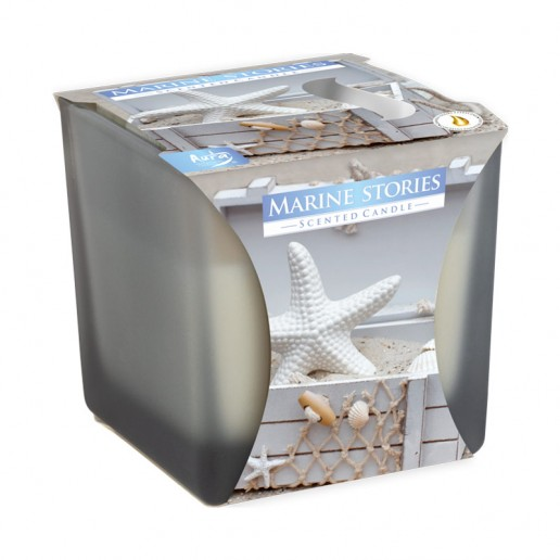 Marine Stories - Scented Candle in Glass