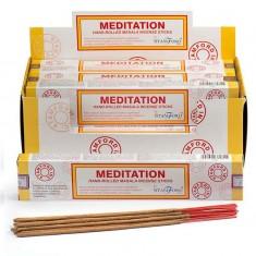 Meditation - Stamford Masala Incense Sticks in the box