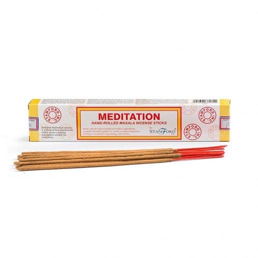 Meditation - Stamford Masala Incense Sticks