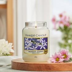 Midnight Jasmine - Yankee Candle Large Jar1