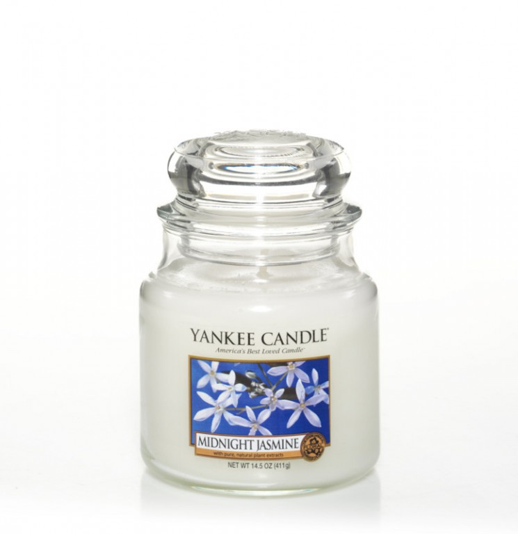Midnight Jasmine - Yankee Candle Medium Jar