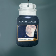 Midsummer's Night - Yankee Candle Car Jar Out Of Pack