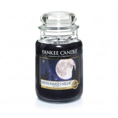 Midsummers Night - Yankee Candle Large Jar Candlemania