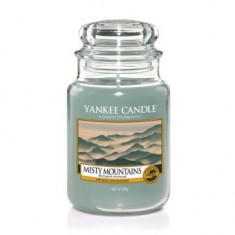 Misty Mountains - Yankee Candle Large Jar