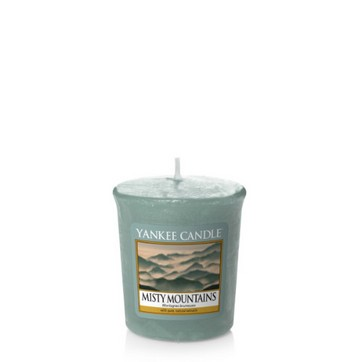 Misty Mountains - Yankee Candle Samplers Votive