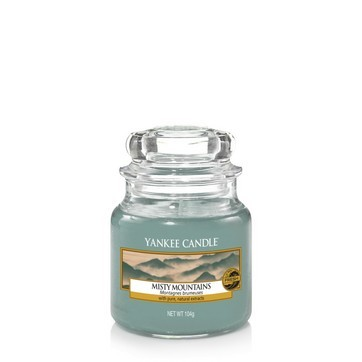 Misty Mountains - Yankee Candle Small Jar