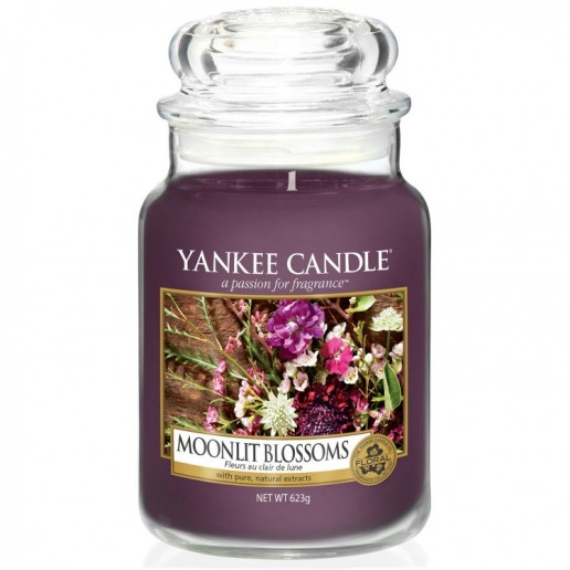 Moonlit Blossoms - Yankee Candle Large Jar