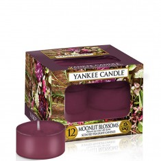 Moonlit Blossoms - Yankee Candle Tea Lights