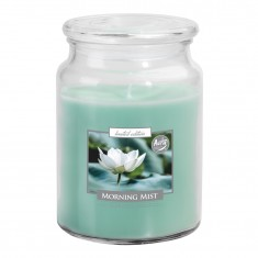 Morning Mist - Scented Candle Large Jar Best Smelling Cheap