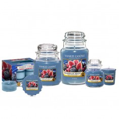 Mulberry & Fig Delight Yankee Candle Family